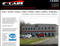 E-Labs, Inc. - Full Service Testing and Evaluation Laboratory